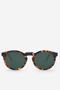 Cortefiel CREAM/LEO TORTOISE JORDAAN  sunglasses Dark brown