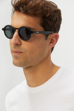 Cortefiel BLACK DALSTON sunglasses Black