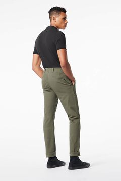 Cortefiel SMART 360 FLEX ALPHA Dockers® SLIM Dark green