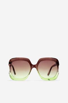 Cortefiel  Gafas de sol Vintage Starlite Pistachiogreen