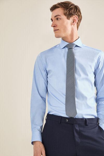 Cortefiel - Camisa de vestir lisa tailored - 3