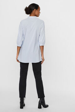 Cortefiel Camisa larga Azul