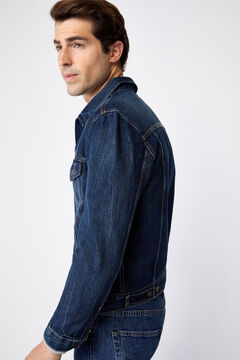 Cortefiel Original Levi's® denim jacket Stone