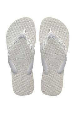 Cortefiel TOP flip-flops White