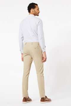 Cortefiel SMART 360 FLEX CHINO Dockers® SLIM Mink