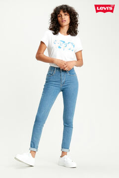 Cortefiel THE PERFECT Levi's® TEE Blanco