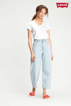 Cortefiel Classic Levi's® logo cotton t-shirt White