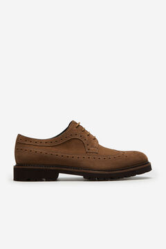 Cortefiel Lace-up rubber-soled shoes Mole