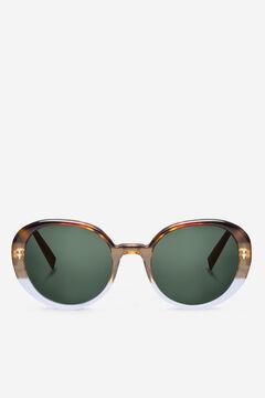 Cortefiel SEASIDE ARROIOS  sunglasses Dark brown