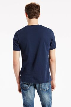Cortefiel Classic Levi's® t-shirt with logo in the middle Royal blue