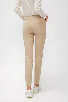 Cortefiel Sensational minimiser jeans Brown