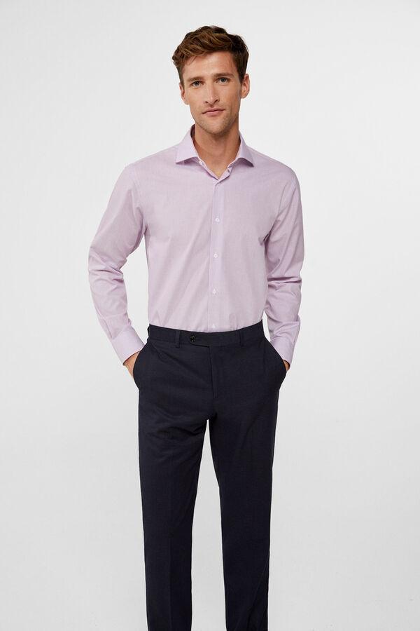 Camisas De Vestir Hombre Cortefiel