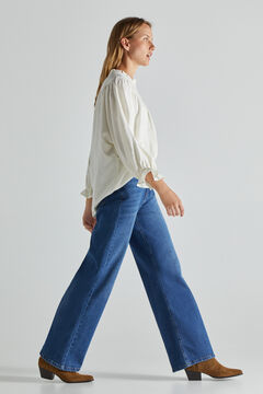 Cortefiel Palazzo fit jeans Bluejeans