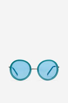 Cortefiel  Gafas de sol Paparazzi Valeria Mazza Burgundy