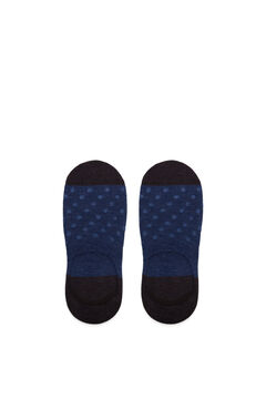 Cortefiel Invisible socks with Coolmax® Navy