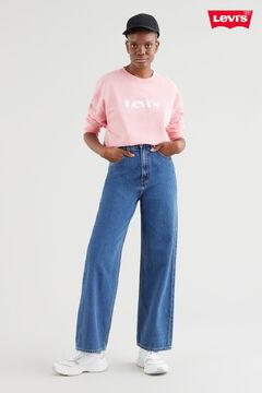 Cortefiel GRAPHIC STANDARD Levi's® CREW Pink