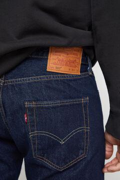 Cortefiel 501® Levi's® original fit jeans Navy