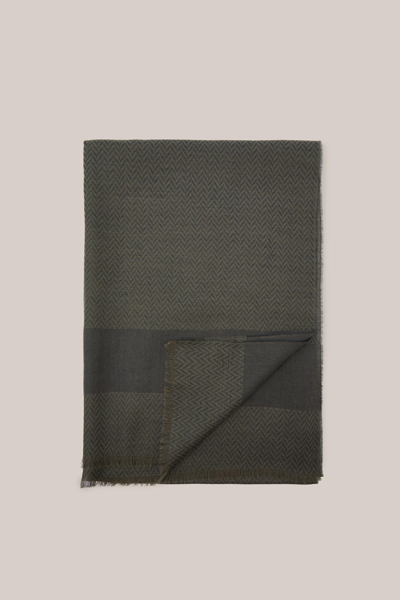 Thin herringbone foulard   Accessories   Cortefiel Man   Woman d6b408ad6c2