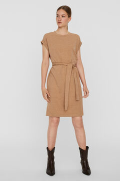 Cortefiel Short dress Royal blue