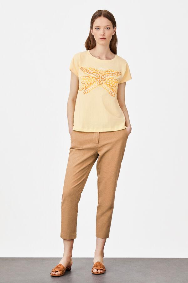 28e89126d347 Tops y camisetas de mujer | Cortefiel