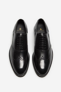 Cortefiel Dress shoe Black