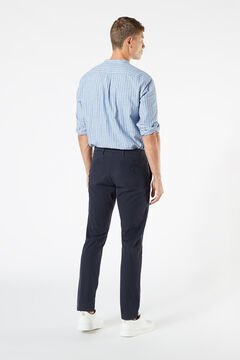 Cortefiel SMART 360 FLEX CHINO Dockers® SLIM Navy
