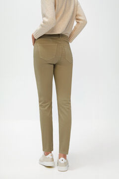 Cortefiel Sensational minimiser jeans Khaki