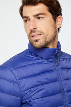 Cortefiel Ultralight thermolite jacket Turquoise