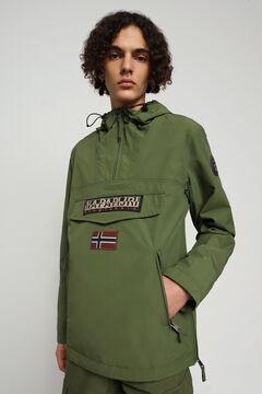 Cortefiel Napapijri RAINFOREST S PKT jacket Green