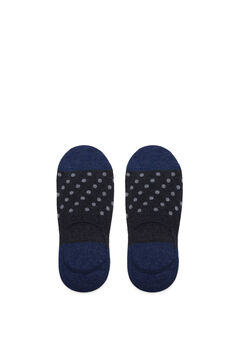 Cortefiel Invisible socks with Coolmax® Gray