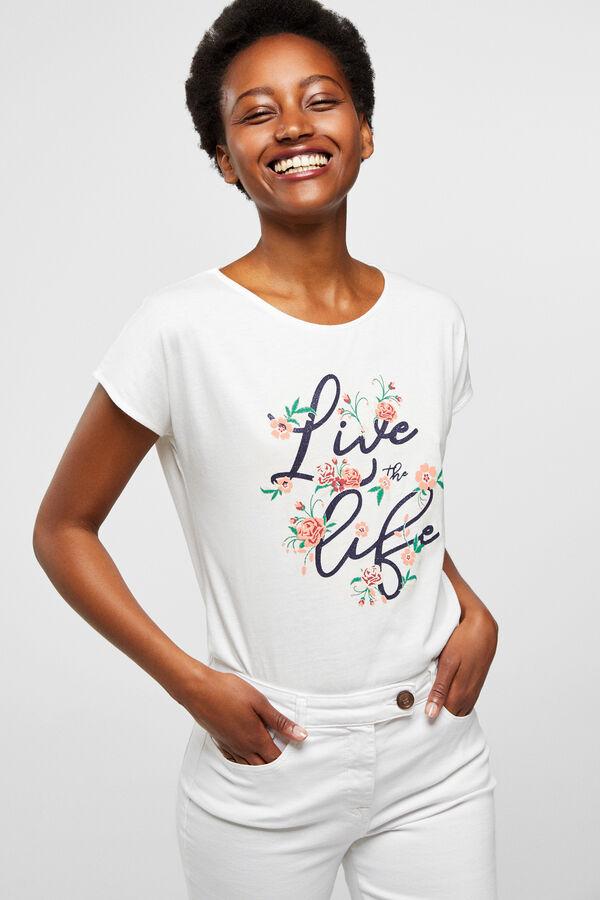 ebecd7f6cf1 Tops y camisetas de mujer | Cortefiel