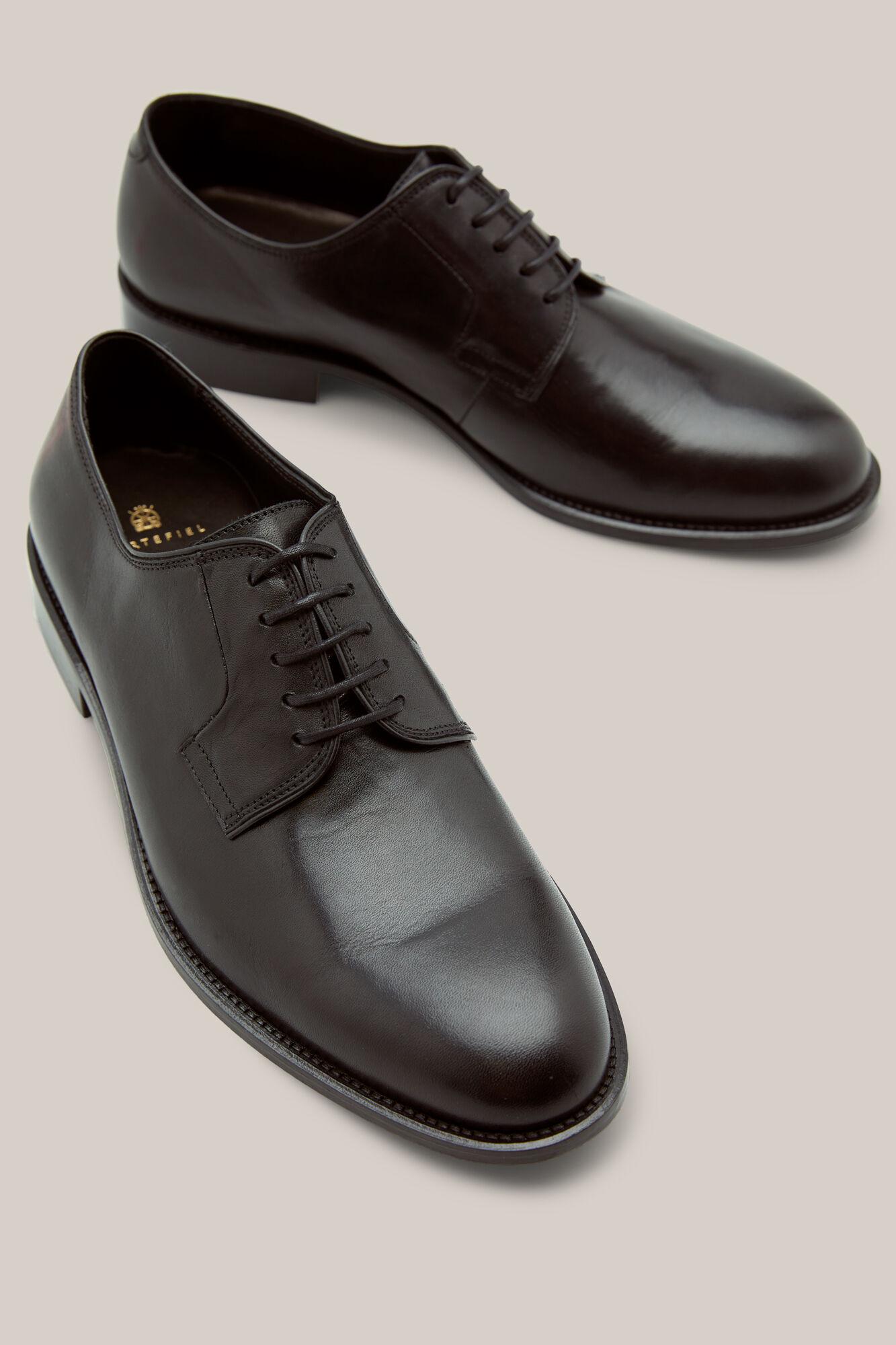 Sapato vestir sola couro | Sapatos | Cortefiel