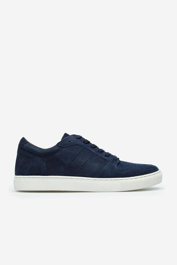 Cortefiel Sneaker piso goma Blue 2dd5d9956bf