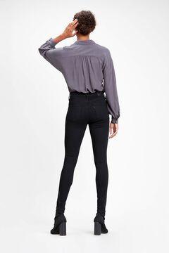 Cortefiel Vaquero Levi's® 310™ shaping super skinny Negro