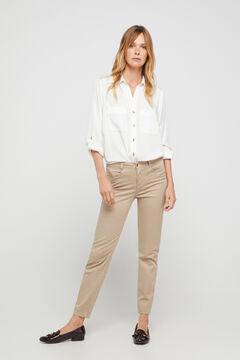 Cortefiel Original Sensational jeans Beige