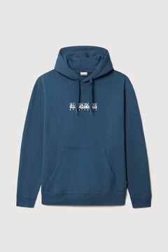 Cortefiel Napapijri B-BOX H hooded sweatshirt Bordeaux