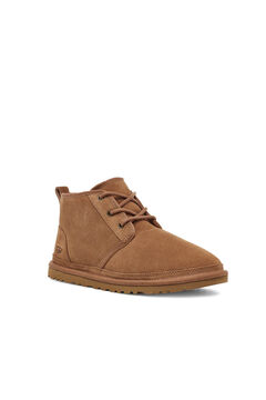 Cortefiel Neumel suede chukka boot Camel