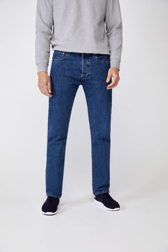 Cortefiel 501® Levi's® original fit jeans Royal blue