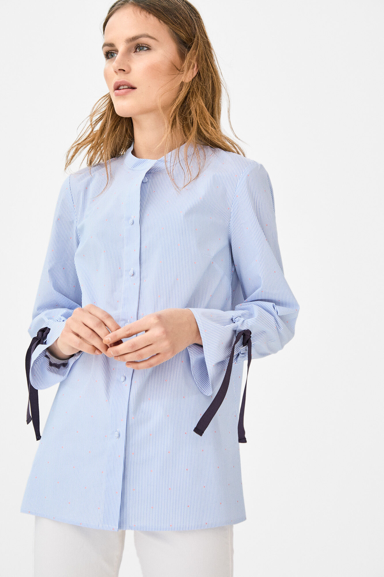 Y De Camisas Cortefiel Mujer Blusas 1x4Uwx