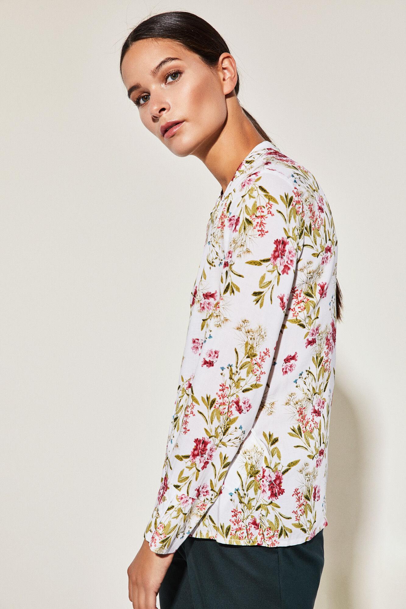 Cortefiel Blusas Camisas De Y Mujer xYzOTw