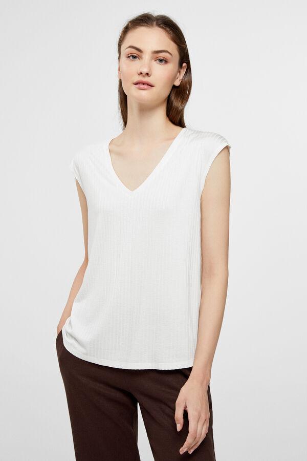 e798fd5fdaae Tops y camisetas de mujer | Cortefiel