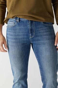 Cortefiel Jeans dynamic slim média Azul