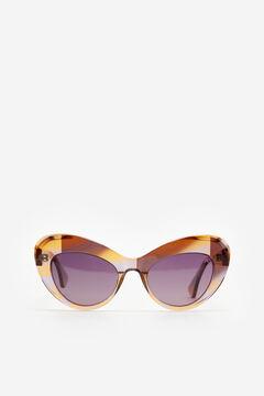 Cortefiel  Gafas de sol Marilyn Starlite Tobaco
