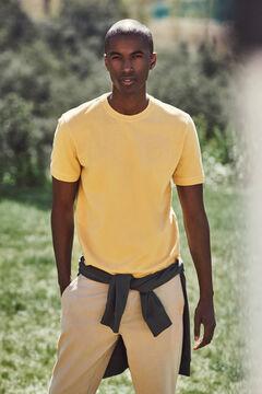 Cortefiel Short-sleeved T-shirt Multicolor