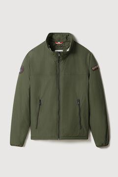Cortefiel Napapijri ABBEL NY jacket Green