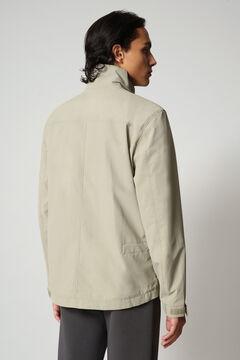 Cortefiel Napapijri SHELTER jacket Camel
