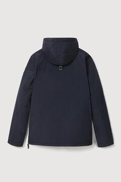 Cortefiel Napapijri RAINFOREST WINTER kangaroo jacket Navy