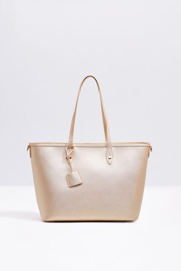 2ec8a8b076 Cortefiel Shopper bag Yellow