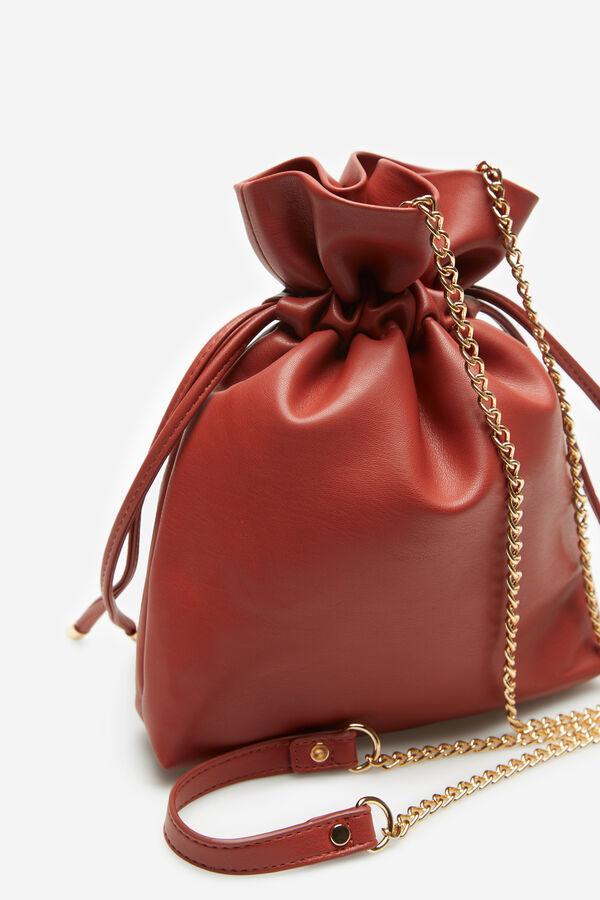 311e4981e Cortefiel Bolso saco Rojo · Comprar