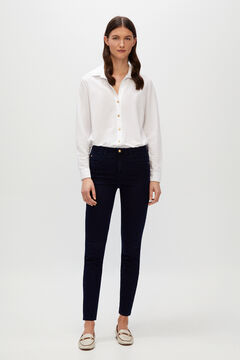 Cortefiel Sensational minimiser jeans Stone